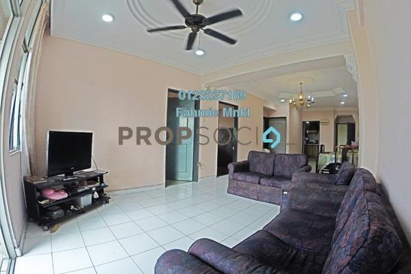 Condominium For Sale in Casa Ria, Cheras Leasehold Fully Furnished 3R/2B 465k