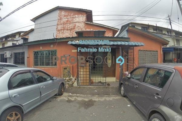 Semi-Detached For Rent in Taman Setapak Jaya, Setapak Freehold semi_furnished 4R/3B 1.3k