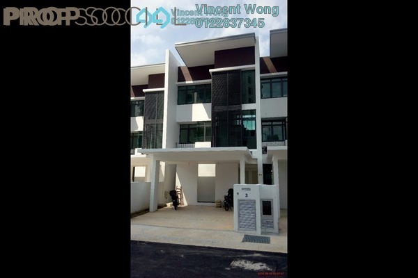 Villa For Sale in Cristal Residence, Cyberjaya Freehold Unfurnished 4R/4B 1.45m