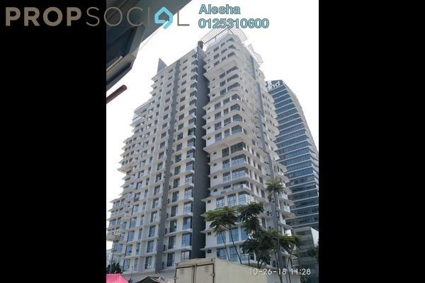 Condominium For Sale in Cascades, Kota Damansara Freehold Unfurnished 0R/0B 284k