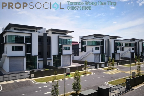 Factory For Rent in Nouvelle Industrial Park, Kota Puteri Freehold Unfurnished 0R/0B 12k
