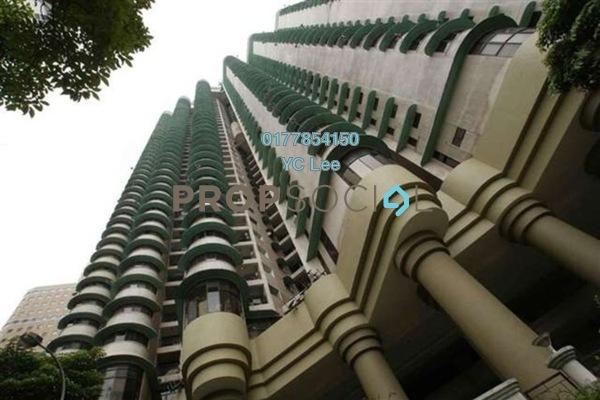 Condominium For Sale in Villa Puteri, Putra Freehold Semi Furnished 2R/2B 500k