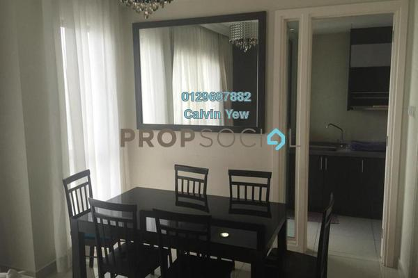 Condominium For Rent in Residency Mutiara, Brickfields Freehold Fully Furnished 2R/2B 3.5k