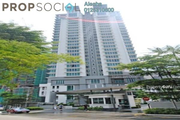 Apartment For Sale in Aston Kiara 3, Mont Kiara Freehold Unfurnished 0R/0B 583k