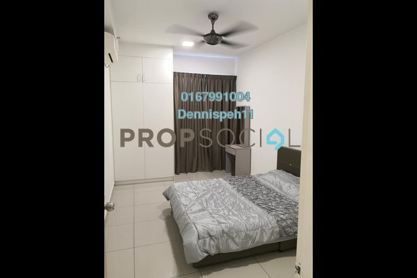 Condominium For Rent in Austin Suites, Tebrau Freehold Fully Furnished 1R/1B 1.1k