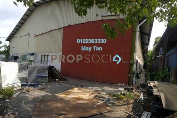 Factory For Rent in Kampung Baru Subang, Shah Alam Freehold Semi Furnished 0R/4B 13k