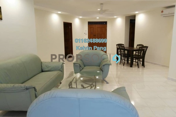 Condominium For Sale in Twin Towers, Tanjung Bungah Freehold Fully Furnished 3R/2B 710k