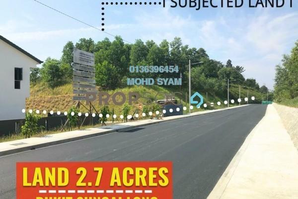 Land For Sale in Bukit Sungai Long 2, Bandar Sungai Long Freehold Unfurnished 0R/0B 3.6m