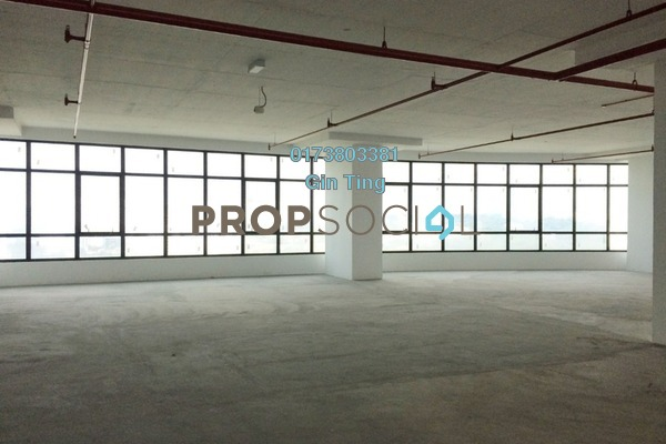 For Rent Office at PJX, PJ State Freehold Semi Furnished 0R/2B 30.5k