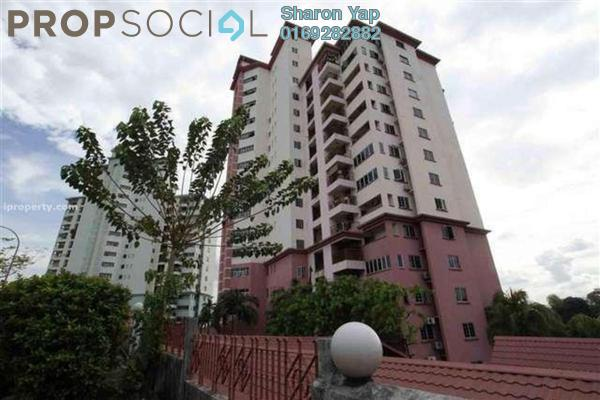 Condominium For Rent in Union Heights, Old Klang Road Freehold Semi Furnished 3R/2B 1.5k