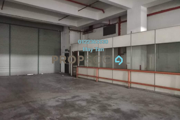 Factory For Rent in Hicom-Glenmarie Industrial Park, Shah Alam Freehold Semi Furnished 0R/4B 31k
