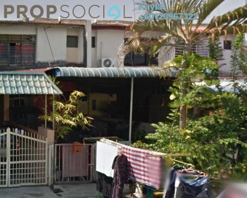 Terrace For Sale in Taman Desa Murni, Sungai Dua Freehold Unfurnished 0R/0B 162k