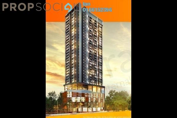 For Sale Serviced Residence at Sinaran @ Wangsa Maju, Wangsa Maju Freehold Semi Furnished 2R/2B 425k