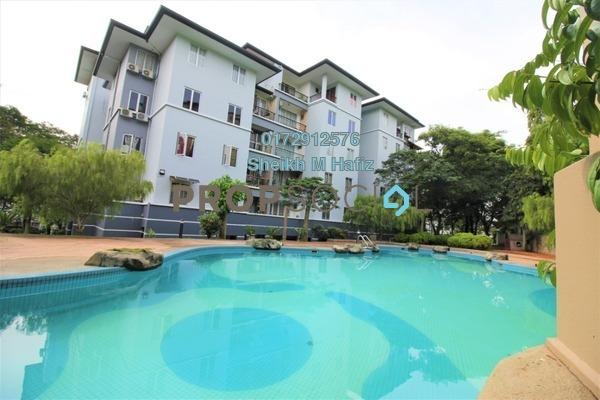 Condominium For Sale in Sri Lojing, Wangsa Maju Freehold Semi Furnished 3R/3B 950k