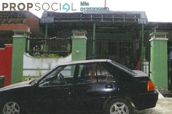 For Sale Terrace at Taman Bintang Utama, Senai Freehold Unfurnished 0R/0B 150k