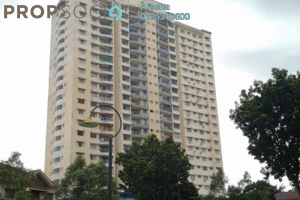 Condominium For Sale in A'Famosa Resort, Alor Gajah Freehold unfurnished 0R/0B 126k