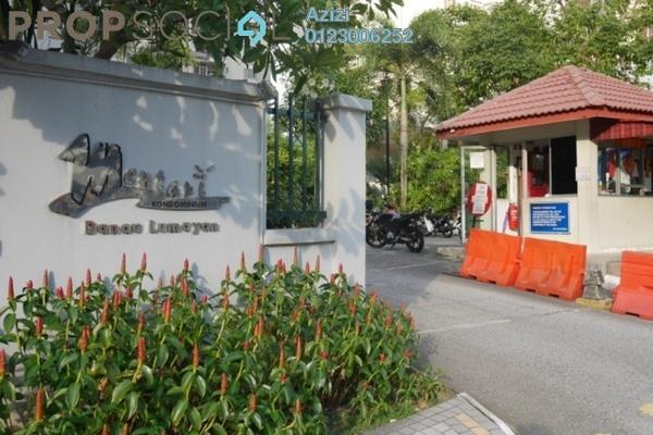 For Rent Condominium at Mentari Condominium, Bandar Sri Permaisuri Freehold Fully Furnished 4R/3B 2.5k