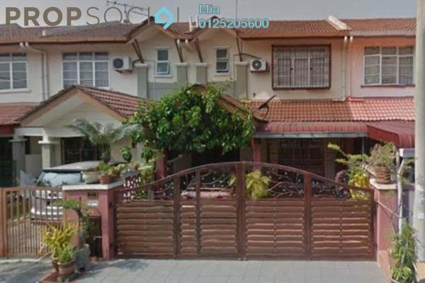 Terrace For Sale in Taman Banting Baru, Banting Freehold Unfurnished 0R/0B 351k
