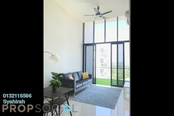 Condominium For Rent in Third Avenue, Cyberjaya Freehold Fully Furnished 1R/1B 1.6k