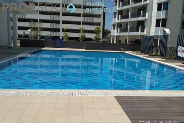 Condominium For Sale in Tamara, Putrajaya Freehold Unfurnished 0R/0B 459k