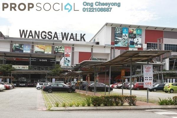 Shop For Sale in Sri Jelatek, Wangsa Maju Freehold Semi Furnished 0R/0B 5.5m