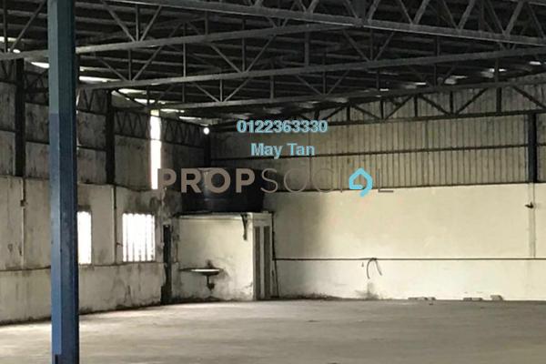 Factory For Rent in Kampung Baru Sungai Buloh, Sungai Buloh Freehold Semi Furnished 0R/0B 15k