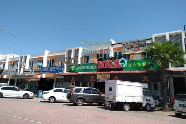 Office For Rent in Nusari Bayu, Bandar Sri Sendayan Freehold Unfurnished 0R/2B 1.5k