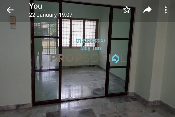 Terrace For Rent in USJ 3A, UEP Subang Jaya Freehold Unfurnished 3R/3B 1.6k