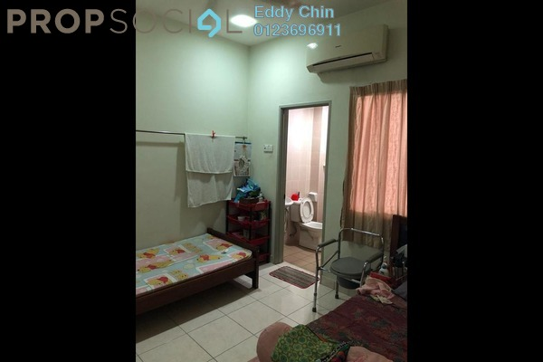 Terrace For Sale in Lakeside Terrace, Kota Kemuning Freehold Semi Furnished 4R/3B 855k