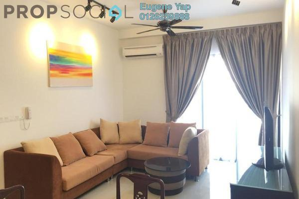 Serviced Residence For Rent in Glomac Centro, Bandar Utama Freehold Fully Furnished 3R/2B 2.4k