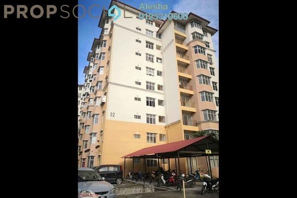 Apartment For Sale in Sri Palma Villa Condominium, Mantin Freehold Unfurnished 0R/0B 73k
