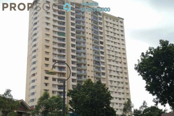 Condominium For Sale in A'Famosa Resort, Alor Gajah Freehold unfurnished 0R/0B 123k
