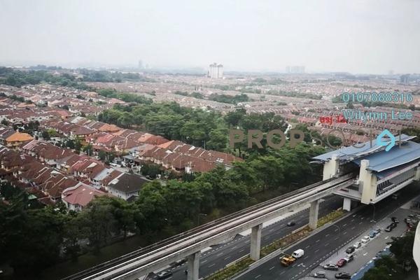 Terrace For Sale in USJ 13, UEP Subang Jaya Freehold Semi Furnished 4R/2B 570k