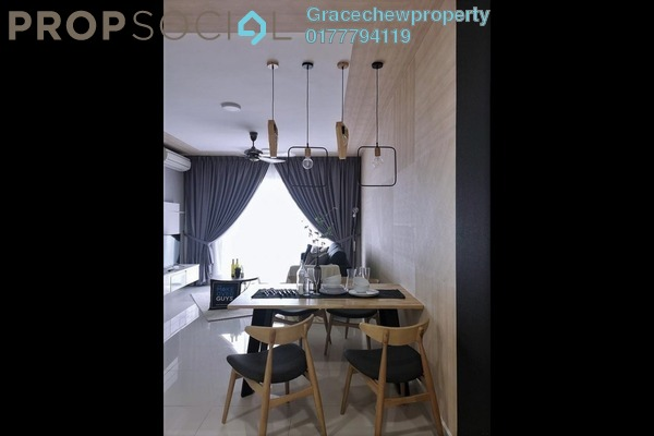 Apartment For Rent in Teega, Puteri Harbour Freehold Fully Furnished 2R/2B 2.8k
