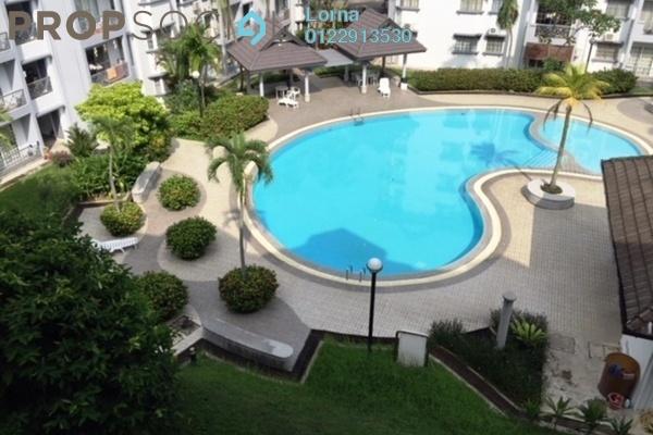 Condominium For Sale in Tiara Damansara, Petaling Jaya Freehold Semi Furnished 3R/2B 560k