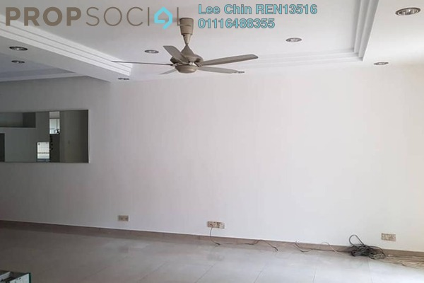 Terrace For Sale in Taman Sri Bahtera, Cheras Freehold Semi Furnished 4R/3B 925k