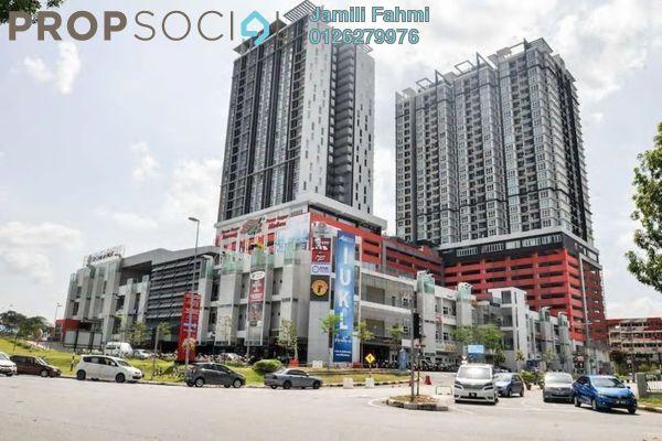 Serviced Residence For Sale in De Centrum Residences, Kajang Freehold Fully Furnished 1R/1B 350k