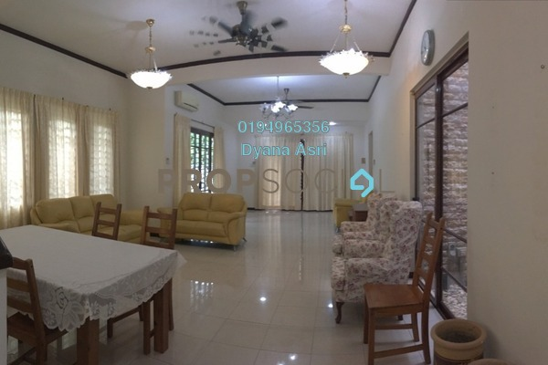 Superlink For Rent in Ubin, Bukit Jelutong Freehold Fully Furnished 4R/4B 3k