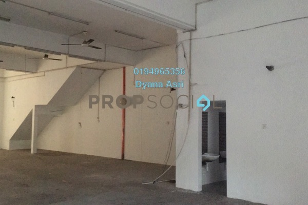 Shop For Rent in D'Pangkin Commercial Centre, Bukit Jelutong Freehold Unfurnished 2R/2B 8k