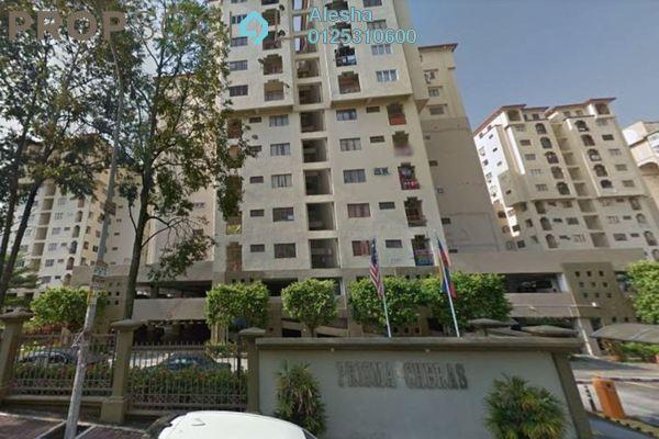 Condominium For Sale in Prisma Cheras, Cheras Freehold Unfurnished 0R/0B 360k