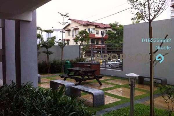 Condominium For Rent in Laman Ara Utama, Bandar Utama Freehold Fully Furnished 3R/2B 2.5k