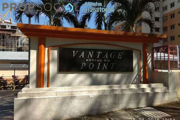Condominium For Sale in Vantage Point, Desa Petaling Freehold Unfurnished 0R/0B 330k