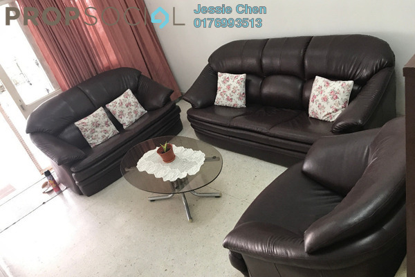 For Rent Terrace at Taman Bukit Kaya, Seremban Freehold Fully Furnished 3R/2B 1k