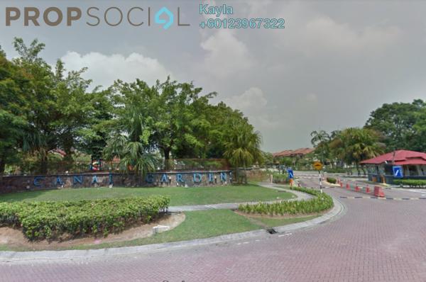 Terrace For Sale in Canal Gardens, Kota Kemuning Freehold Unfurnished 0R/0B 755k