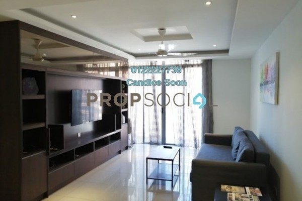 Serviced Residence For Rent in Taragon Puteri YKS, KLCC Freehold Fully Furnished 3R/2B 3.8k
