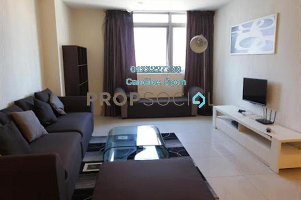 Condominium For Rent in Taragon Puteri Bintang, Pudu Freehold Fully Furnished 2R/2B 3k