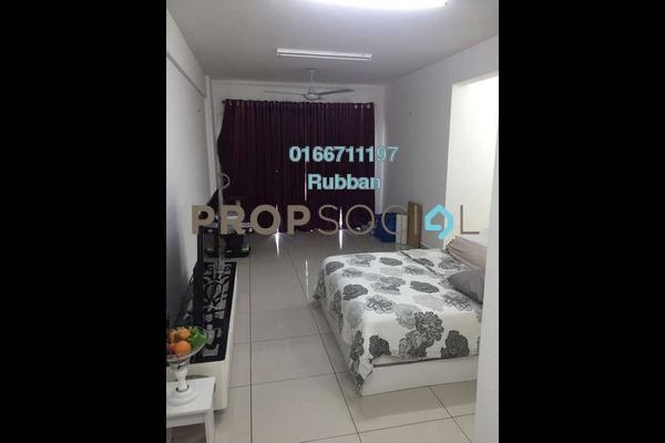 Condominium For Sale in Hijauan Puteri, Bandar Puteri Puchong Freehold Unfurnished 3R/2B 415k