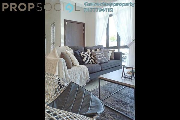 Terrace For Rent in Estuari, Puteri Harbour Freehold Fully Furnished 4R/5B 3.2k