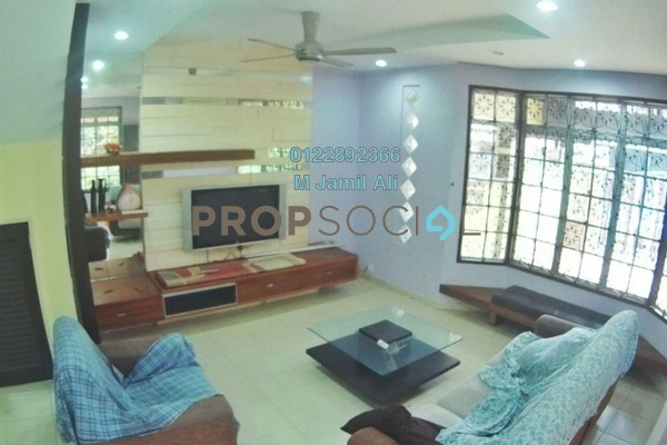 Terrace For Sale in Taman Bukit Tiram, Ulu Tiram Freehold Fully Furnished 4R/3B 580k