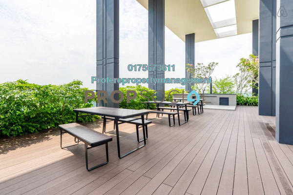 Condominium For Sale in Residency V, Old Klang Road Freehold Fully Furnished 2R/2B 695k